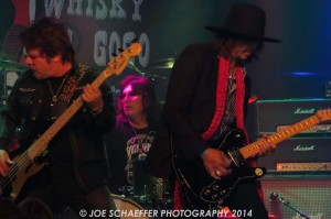 Vintage City Rockers: Gavin, Robert Casillas and Paul Sanchez Opening for Cinderella's Tom Keifer @ The Whisky A Go- Go West Hollywood, CA